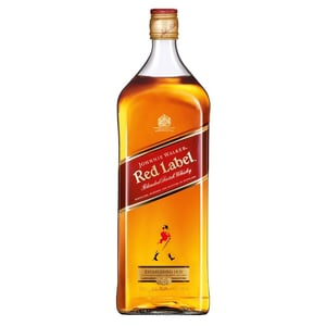 Johnnie Walker Red Label Blended Scotch Whisky 1,5l