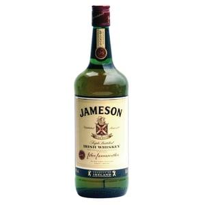 John Jameson Irish Whiskey Triple Distilled 1l