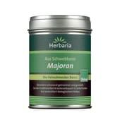 Herbaria Bio Majoran Gewürz aus Schwebheim in Aromaschutzdose 15g