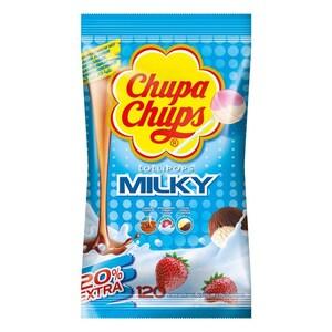 Chupa Chups - Lollipops Milky Nachfüllpack - 120St/1440g