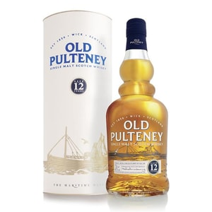 Old Pulteney Single Malt Scotch Whisky 12 Jahre 0,7l