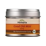 Herbaria Bio Good Old Mild Curry Gewürzmischung 25g