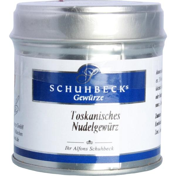 Schuhbecks Gewürzmischung Toskanisches Nudelgewürz 50g