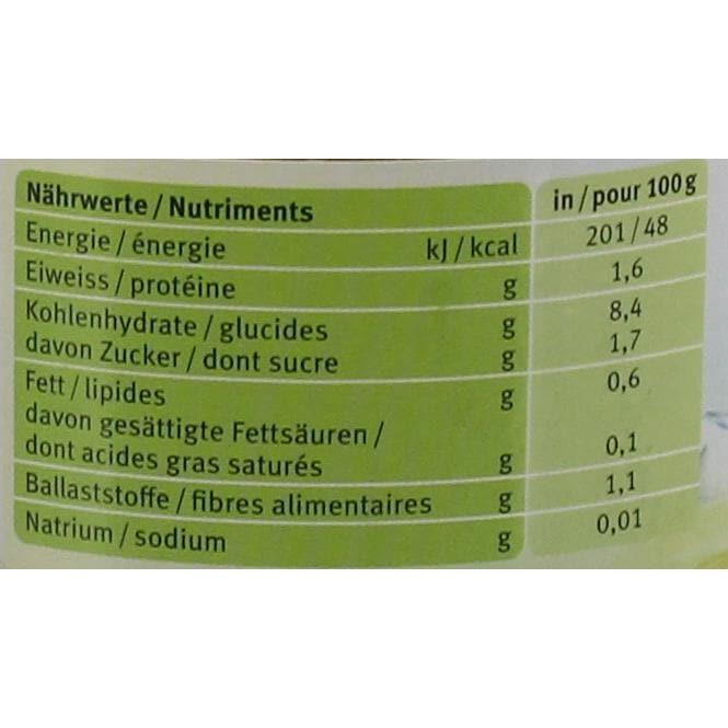 Holle Kürbis mit Reis Babynahrung Bio Demeter glutenfrei 190g