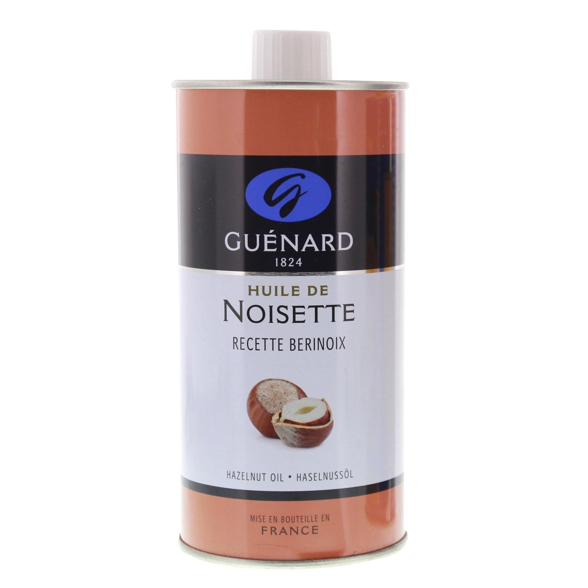 Guénard - Huile De Noisette Haselnussöl - 500ml