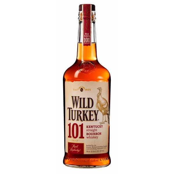 Wild Turkey 101 Bourbon Whiskey 0,7l