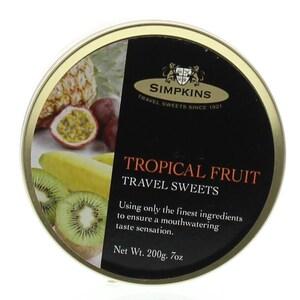 Simpkins Tropische Fruchtbonbons 200g