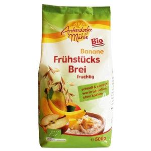 Antersdorfer Mühle Bio Banane Frühstücks Brei 500g