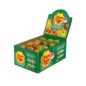 Chupa Chups Fruchtlutscher 50 Stück, 600g