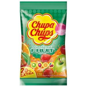 Chupa Chups - Fruchtlutscher - 120St/1440g