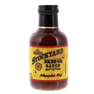 Stockyard - Memphis Red BBQ Sauce - 350ml