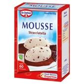 Dr.Oetker Mousse Stracciatella ohne Kochen Dessert 1kg