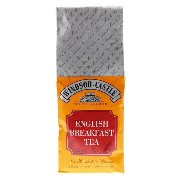 Windsor-Castle - English Breakfast Tee Schwarztee lose - 500g