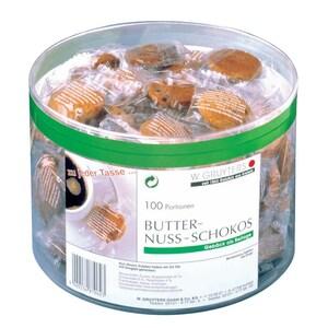 Gruyters - Butter-Nuss-Schokos Feingebäck - 800g