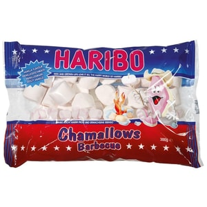 Haribo Barbecue Chamallows Schaumzucker 300g