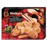 Walkers - Shortbread Speciality - Butter-Gebäck - 350g