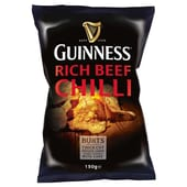 Guinness Rich Beef Chili Chips 150g