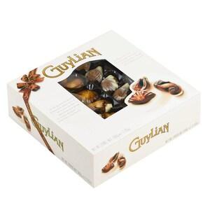 Guylian - Meeresfrüchte Pralinen Pralinés Praline Schokolade Nougat Belgien - 500g