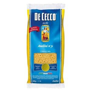 De Cecco Anellini - Suppennudeln - 500g
