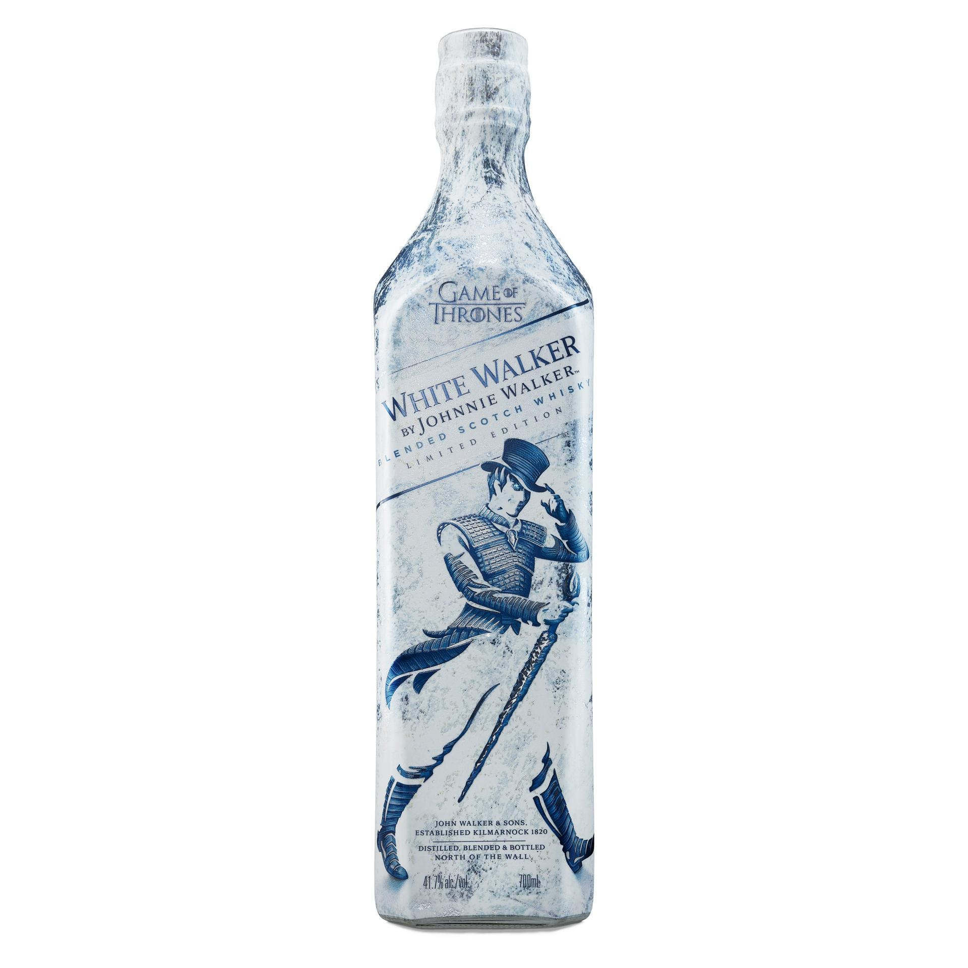 Johnnie Walker White Walker Blended Scotch Whisky 0,7l