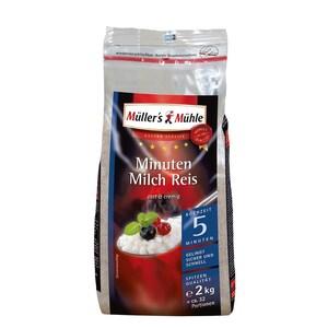 Müller's Mühle - Minuten Milch Reis - 2kg