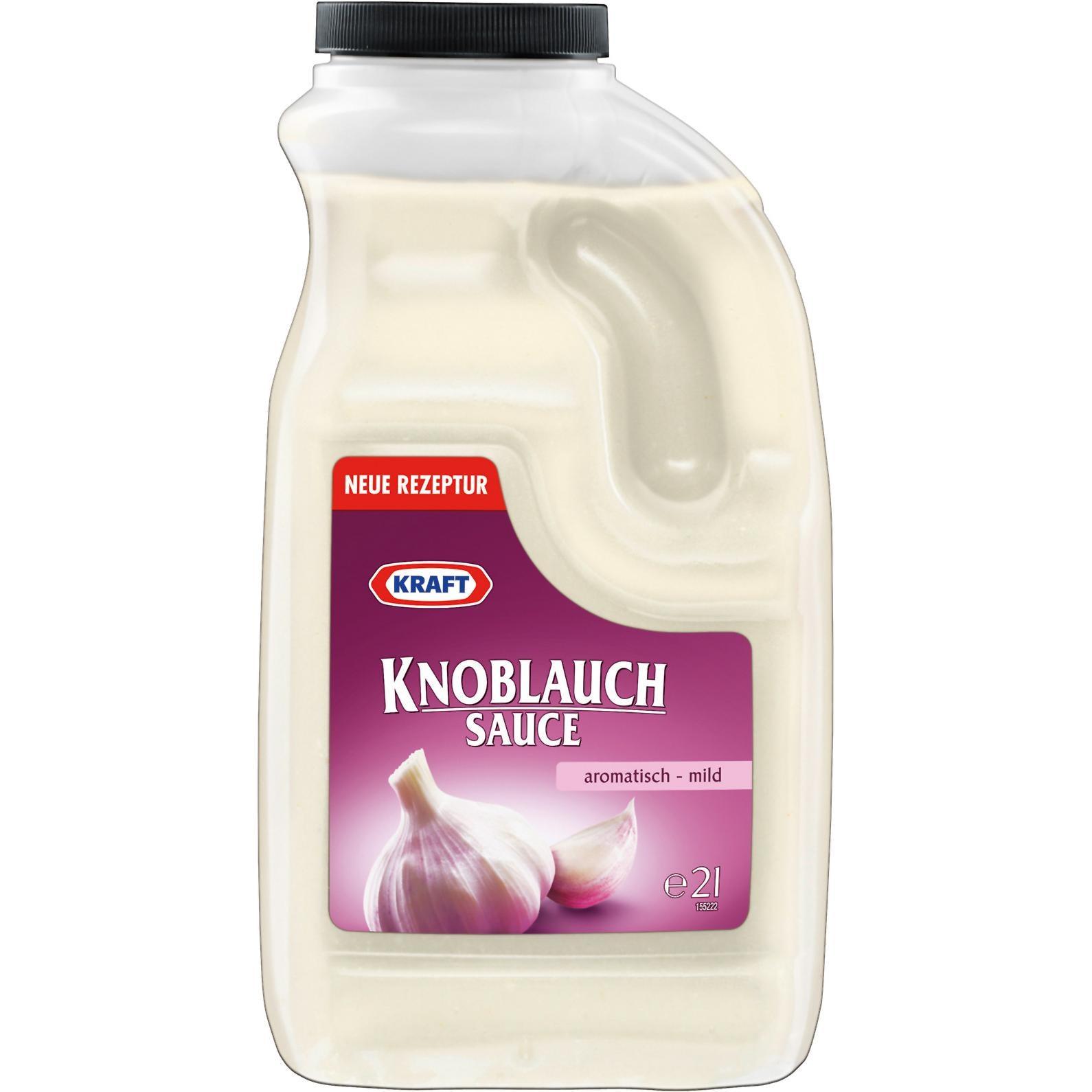 Kraft - Knoblauch Sauce - 2l