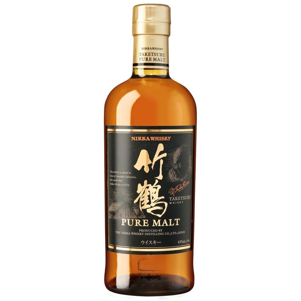 Nikka Taketsuru Pure Malt Single Malt Whisky 0,7l