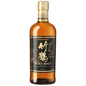 Nikka Taketsuru Pure Malt Single Malt Whisky 0,7l