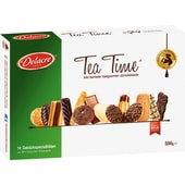 Delacre Tea Time Gebäckspezialitäten 500g