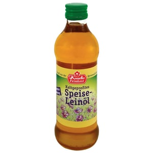 Kunella - Speise-Leinöl kaltgepreßt - 250ml