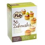 Pidy - Mini-Pastetchen Pasteten - 36St/162g