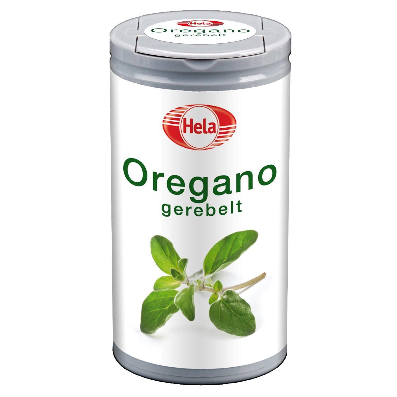 Hela - Oregano gerebelt - 12,5g