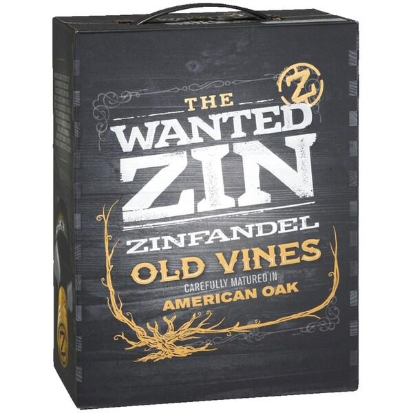 The Wanted Zin Zinfandel Old Vines Primitivo Apulien 14,5% BaginBox 3,0l