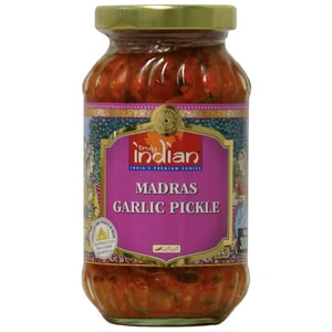Truly Indian Madras Knoblauch Pickle eingelegt 300g