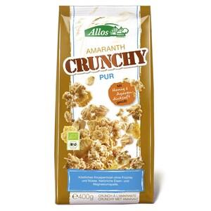 Allos Bio Amaranth Crunchy Pur Müsli 400g