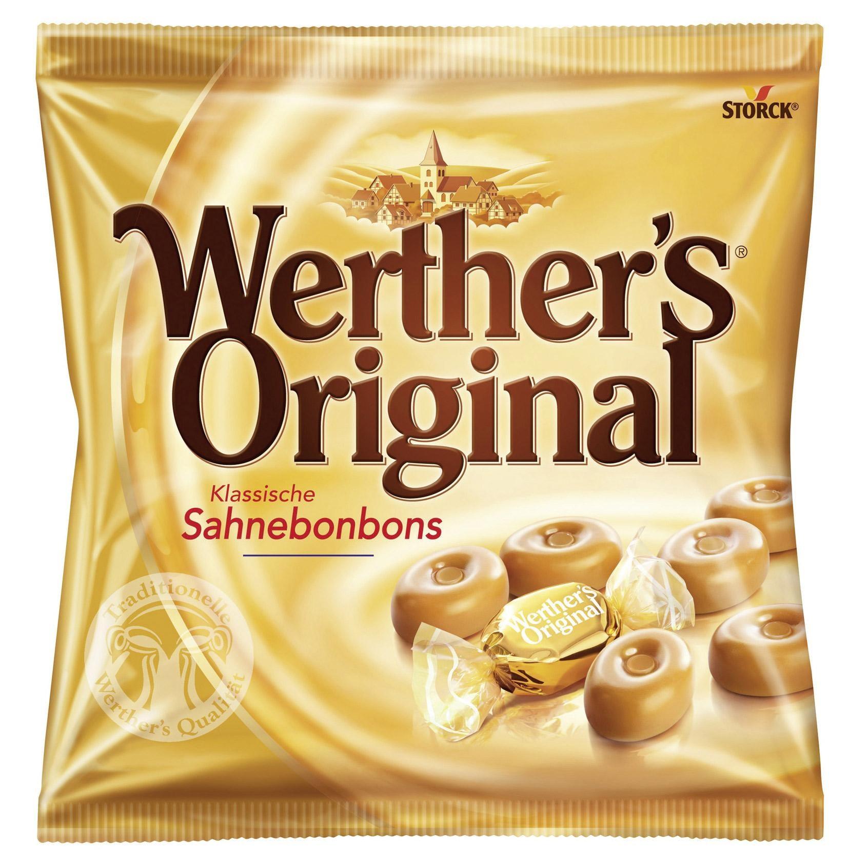 Werther's Original - Karamellbonbons - 120g