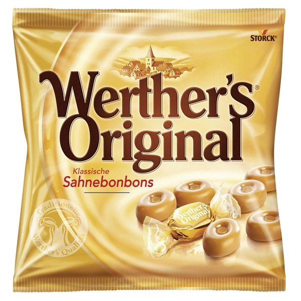 Werther's Original Karamellbonbons 120g