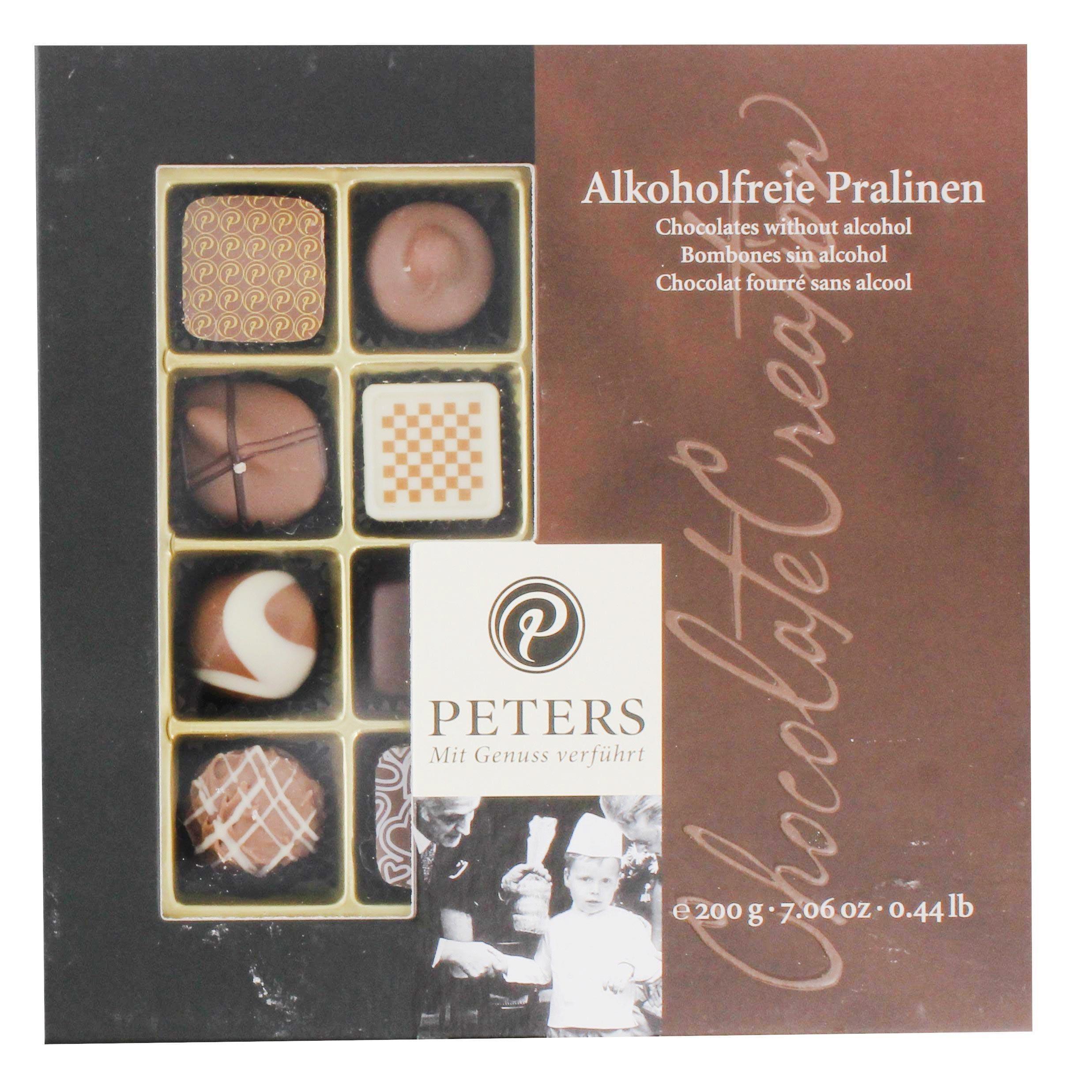 Peters - Alkoholfreie Pralinen Confiserie - 200g
