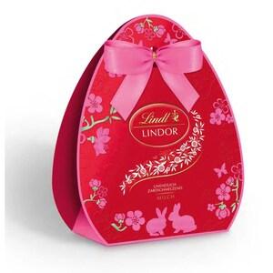 Lindt Lindor Oster-Blüten Geschenk Milchschokolade 36g