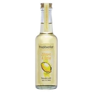 Fruchtwerker Zitrone & Essig Mischung hausgemacht 250ml