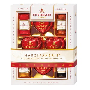 Niederegger - Marzipanerie Marzipanvariationen Pralinen - 100g