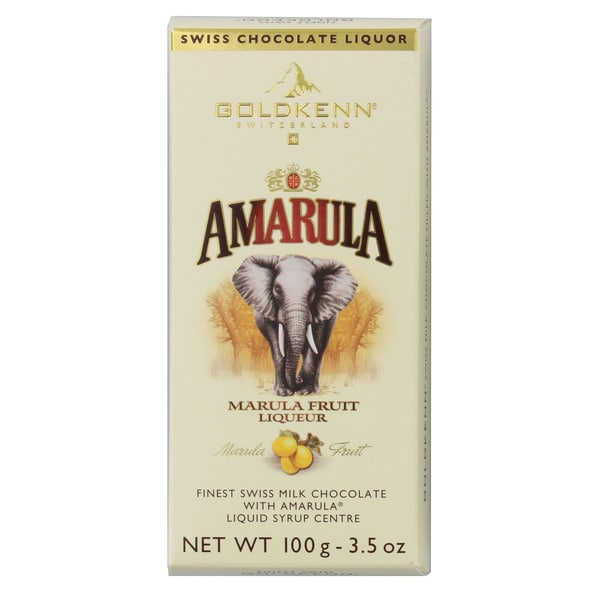 Amarula - Marula Likör Schokolade - 100g