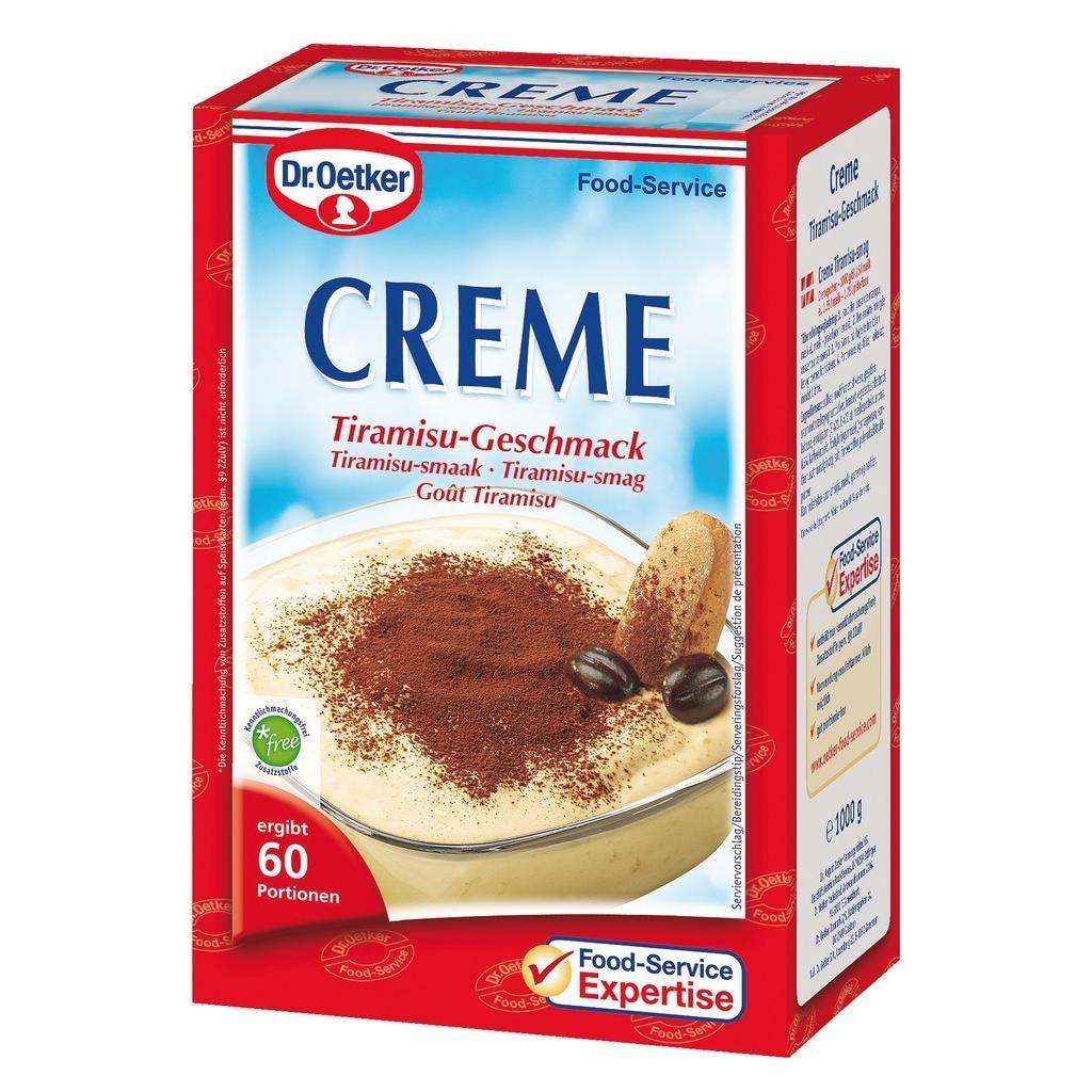 Dr.Oetker Creme Tiramisu Instant Pulver 1kg