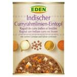 Eden Bio Indischer Curryrahmlinsen-Eintopf 560g