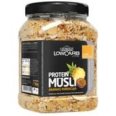Lowcarb.one Protein Müsli Ananas-Maracuja 560g