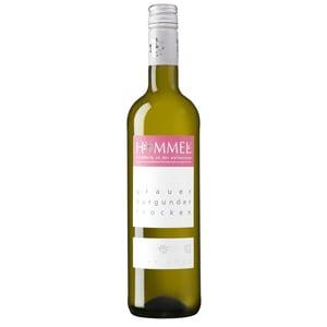 Hammel Grauer Burgunder QbA Weißwein trocken 12% 0,75l
