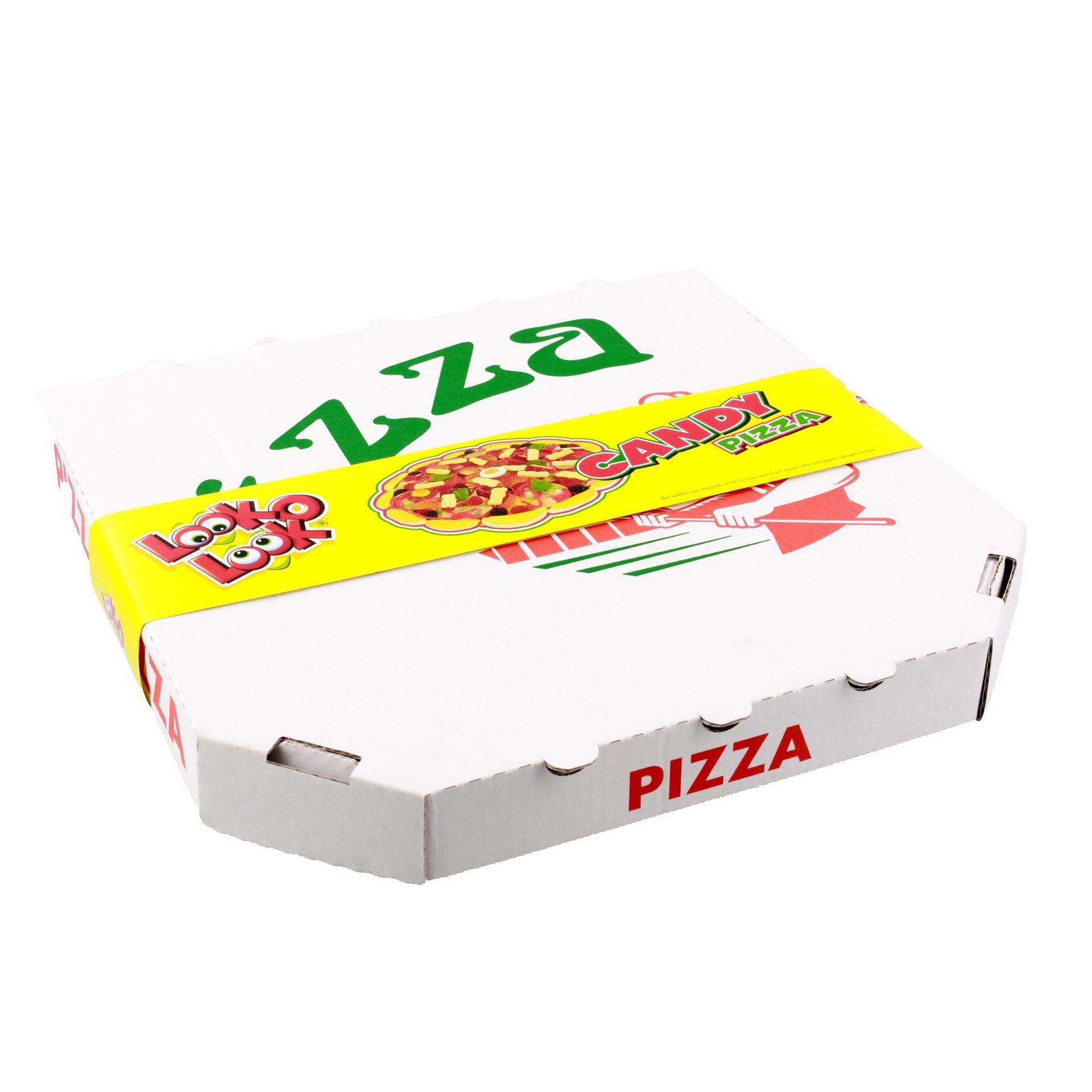 Look-o-Look - Candy Pizza Fruchtgummi - 435g