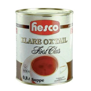 Hesco - Klare Oxtail - 850ml