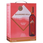 Diamond Hill Shiraz Rosé Wein 13% BaginBox 3,0l