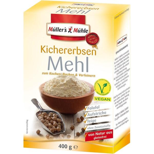 Müller's Mühle - Kichererbsenmehl - 400g